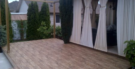 Best Outdoor Decking Material - Tufdek