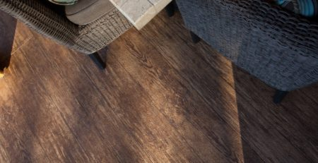 Tufdek™ Vinyl Waterproof Flooring Featured on HGTV