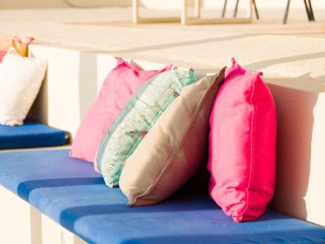 Luxury Outdoor Patio Pillows - Tufdek
