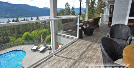 REPLACE WOOD DECK WITH VINYL DECK