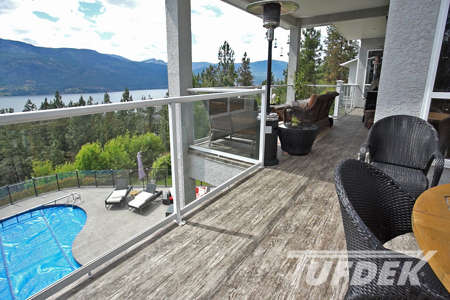 Benefits Of A Roof Over Your Vinyl Deck