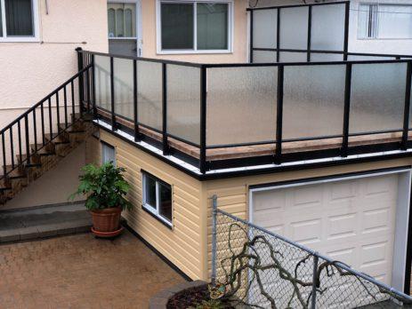 roof deck - tufdek