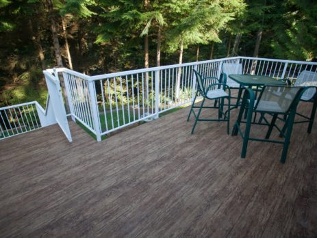 wood deck maintenance