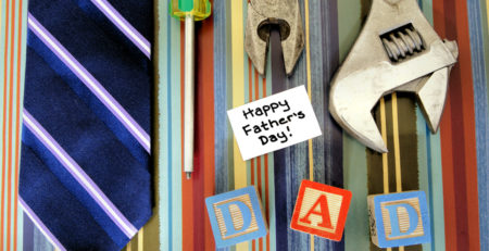 PROMO IMAGE FOR FATHER'S DAY - TUFDEK