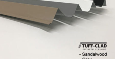 tuff clad metal flashing