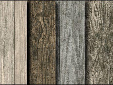 Designer wood planks
