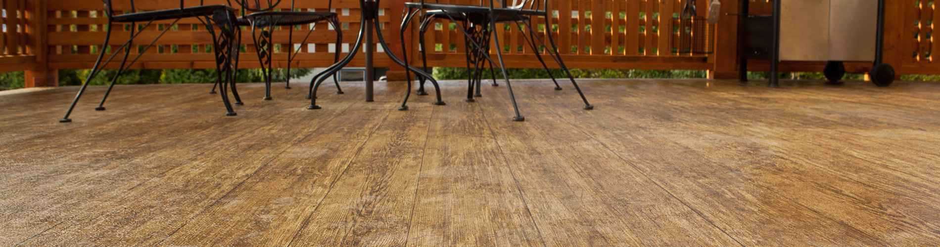 Exterior Vinyl Flooring #27: Where Vinyl Decking Meets Design