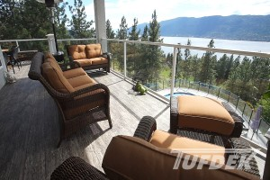 cool step vinyl membrane on hot deck