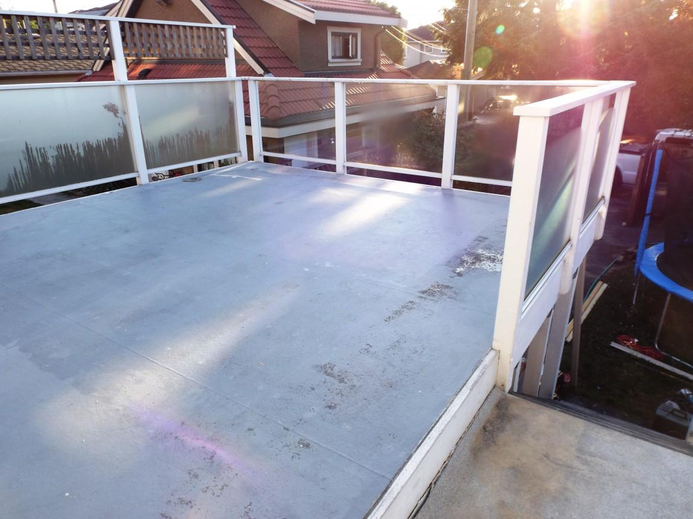 vinyl deck maintenance spring