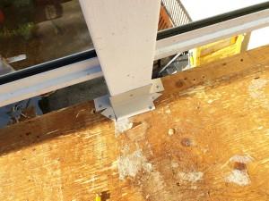 waterproof vinyl decking