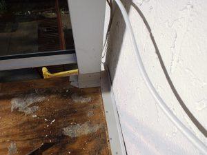 repair vinyl decking condo