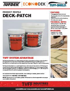 Deck Patch