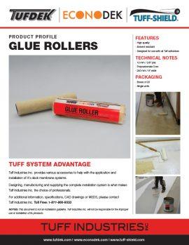 Glue Rollers