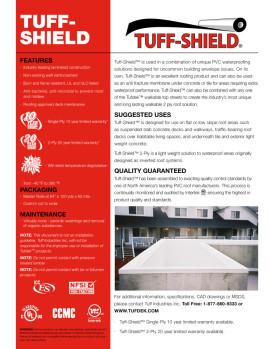 Tufdek Waterproof Decking Brochures Amp Product Profile Pages