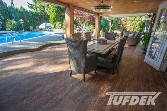 Residential Deck Photo Gallery