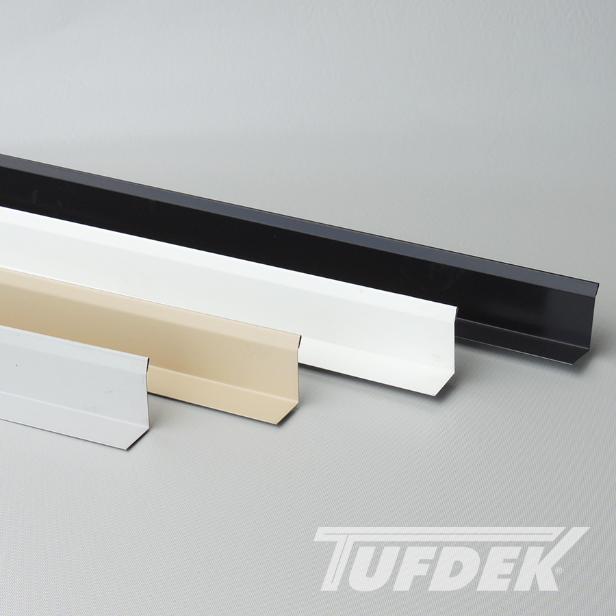 Tuff Clad Pvc Waterproof Deck Flashing By Tufdek