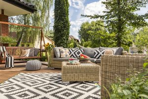 spring vinyl patio deck ideas