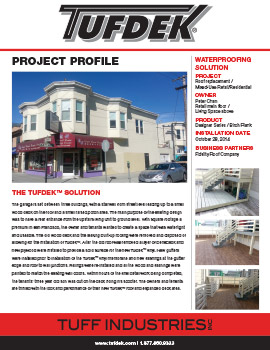 Project Profile - Chan Building