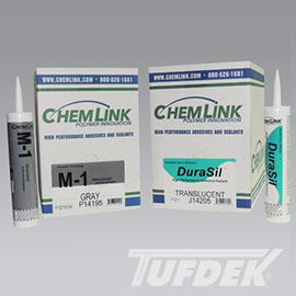ChemLink Caulking and Sealant for Vinyl Decking