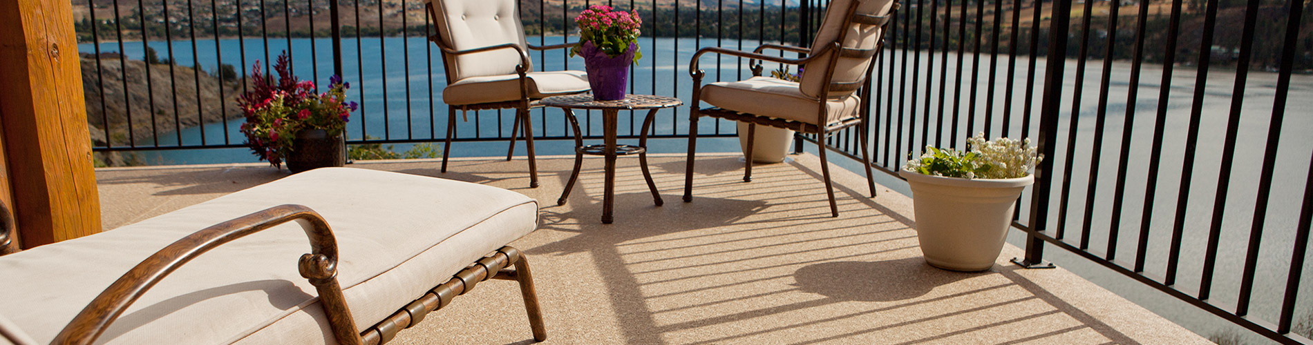 Where Vinyl Decking Meets Design