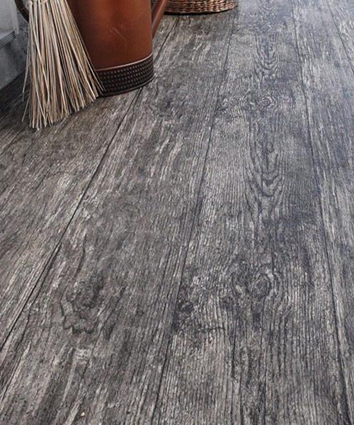 Tufdek Deck Colors Designer Rustic Plank Vinyl Flooring