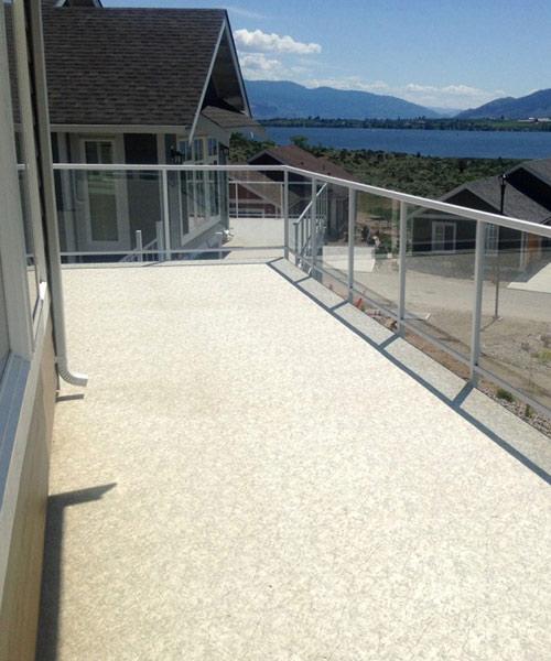 Tufdek Supreme Sanibel Marble Vinyl Deck Flooring