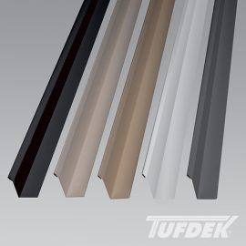 Tuff-Clad PVC Coated Wall Flashing for Vinyl Decks
