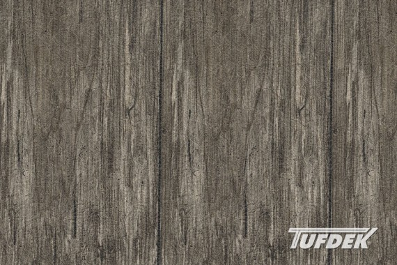 Designer Rustic Plank - Top Down View
