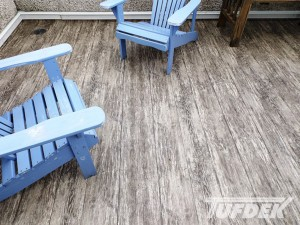 increase vinyl deck safety