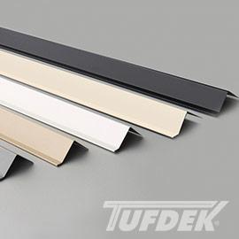 Tuff-Clad PVC Coated Easy Weld Deck Flashing
